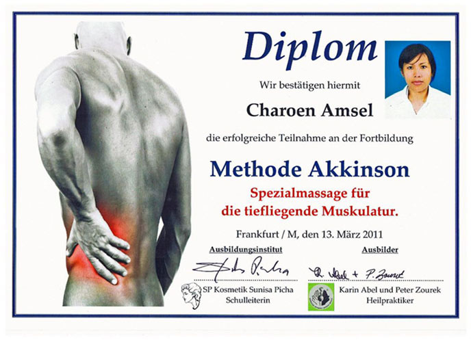 Methode Akkinson